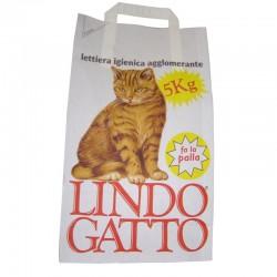 LINDO GATTO LETTIERA KG.5