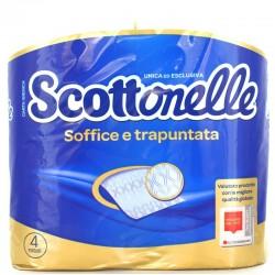 SCOTTONELLE CARTA IGIENICA 4 ROTOLI