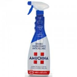 AMUCHINA SPRAY BAGNO IGIENIZZANTE ANTICALCARE 750 ML