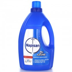 NAPISAN ADDITIVO IGIENIZZANTE LIQUIDO 1200 ML.