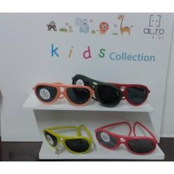 occhiali bambino in gomma, occhiali da sole, occhiali fashion,