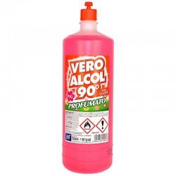 ALCOOL DENATURATO PROFUMATO 750CC SAI 90GRADI